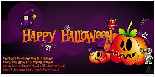 happy halloween wishes