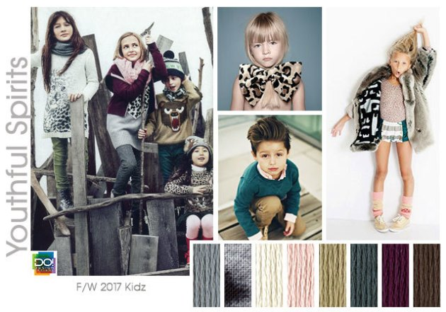 fall winter 2017-2018 colors trends patterns - Youthful Spirits