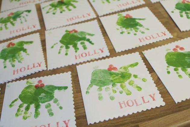 baby Christmas cards ideas