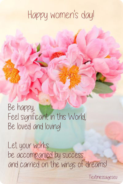 happy womens day wishes greeting images