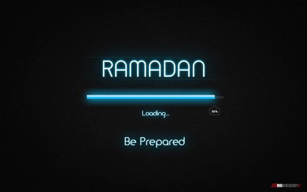 ramadan loading be prepared