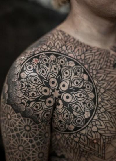 Thomas Hooper Maori Tattoos for men