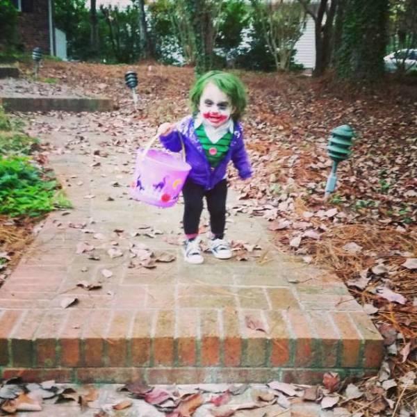 joker kids costume ideas