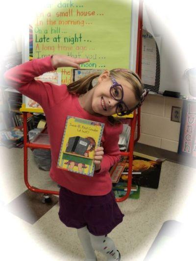 junie b jones first grader at last
