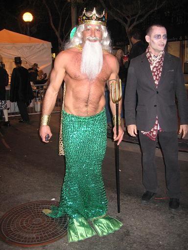 king poseidón costumes for halloween
