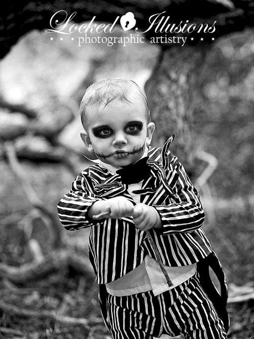 scary jack skellington halloween costume ideas