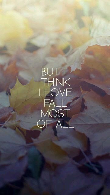 welcome fall quotes