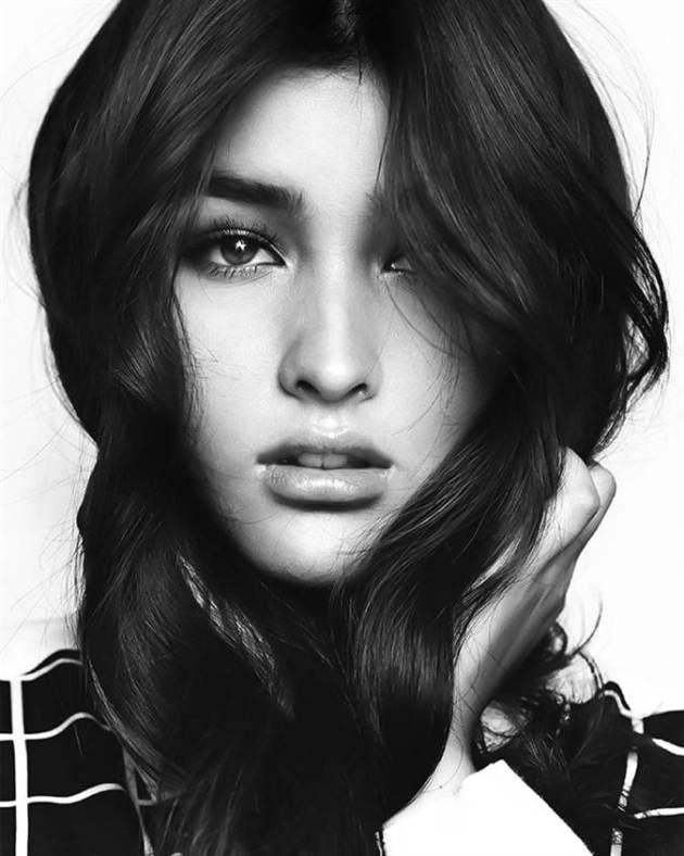 cute asian actress liza soberano pics