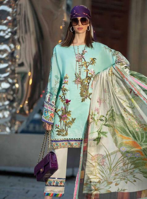 Sana Safinaz Kameez trends 2019