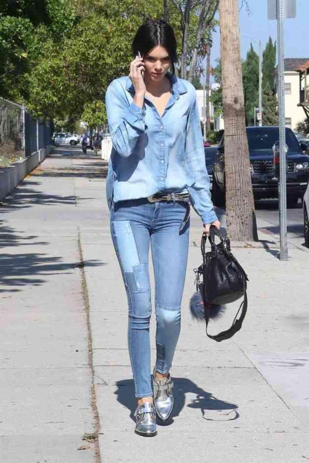 casual denim outfit ideas for school
