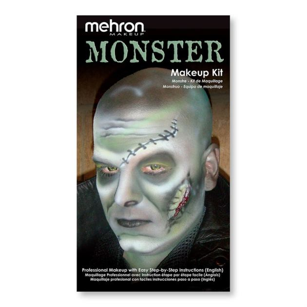 Frankenstein Monster - Character Makeup Kit
