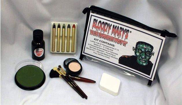 Frankenstein Monster Makeup Kit - Special Effects Halloween Costume Decoration