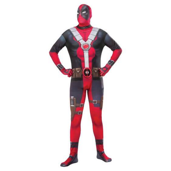 mens marvel superhero halloween costume ideas
