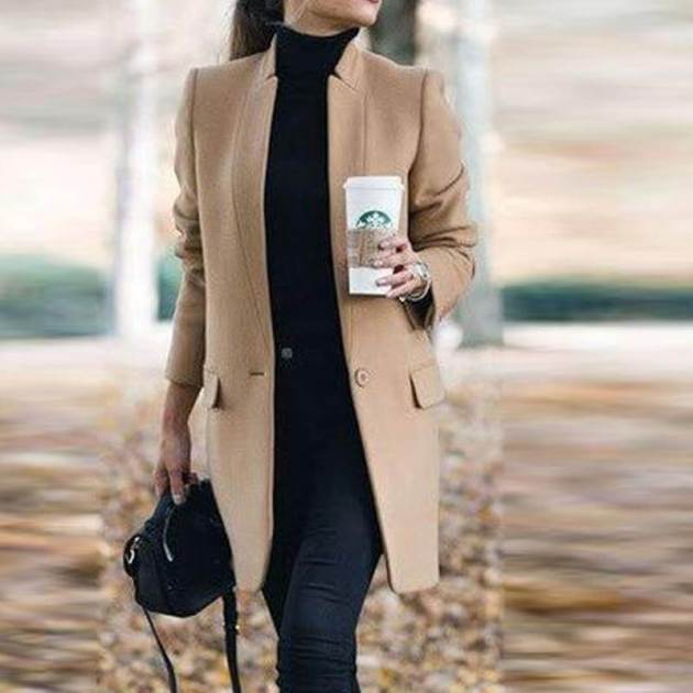 winter casual work outfit ideas