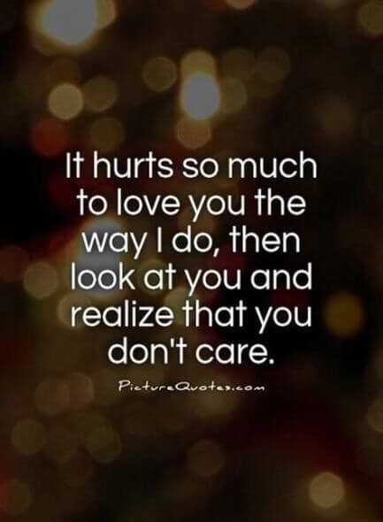 love hurts so much quotes