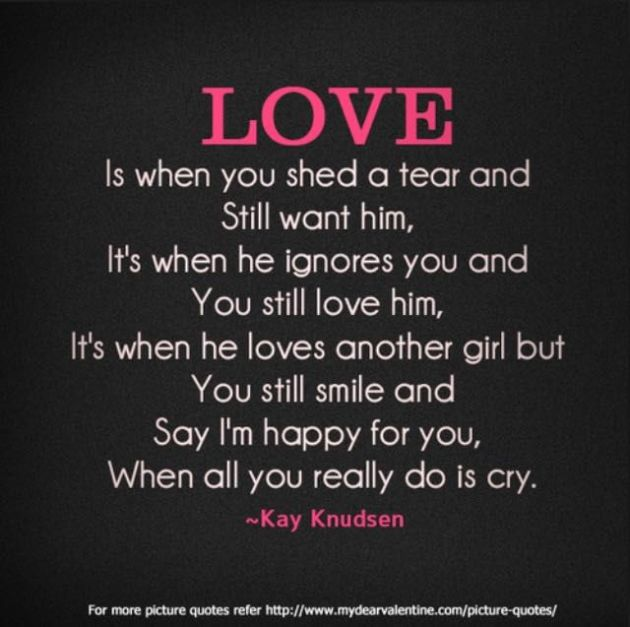 sad quotes about hurtful love