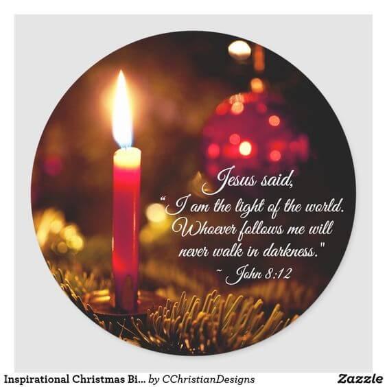 christmas bible verse image
