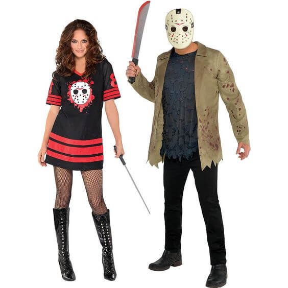 friday the 13th couples costume ideas for halloween