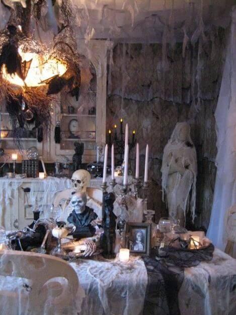 haunted mansion decoration ideas