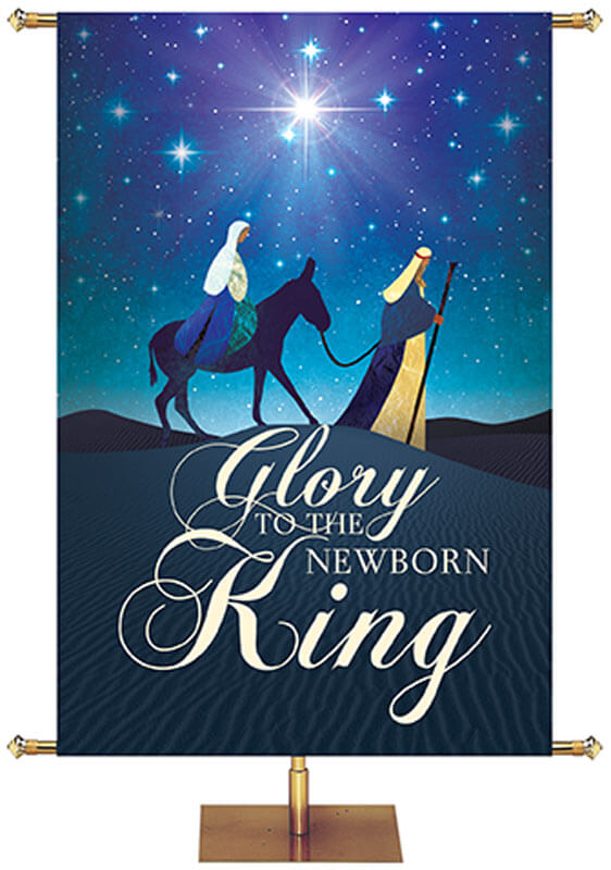 new born king religious christmas quote from luke