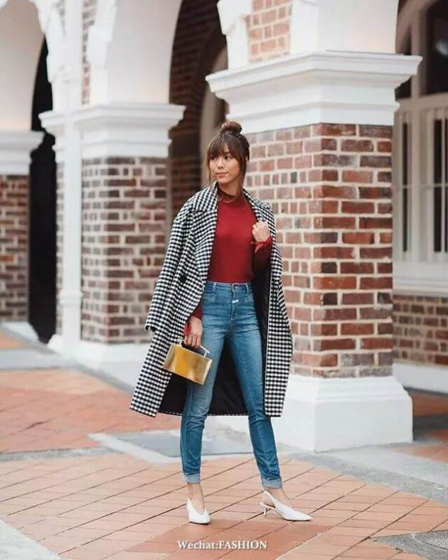 chinese new year casual street style ideas