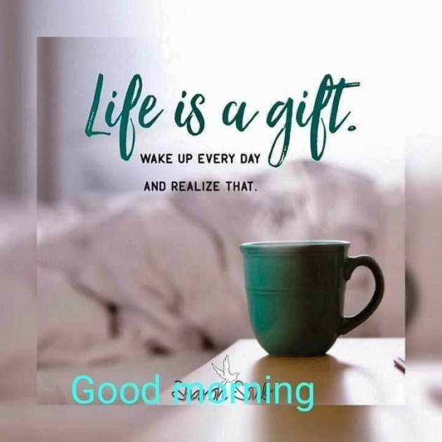 motivational good morning message image