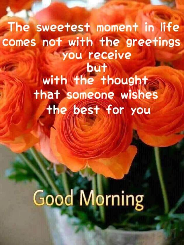 good morning best wishes-greetings image