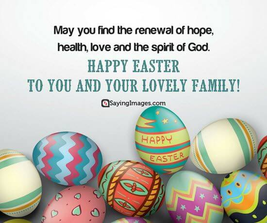 happy Easter hopeful wishes images for friends and family