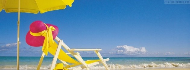 summer at beach facebook timeline cover photo for girls