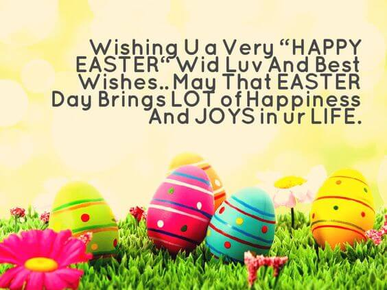 best happy Easter wishes image