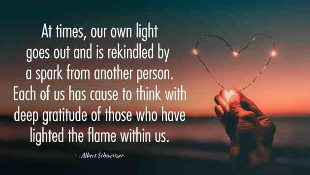 rekindled by a spark from another person quote for reuniting love