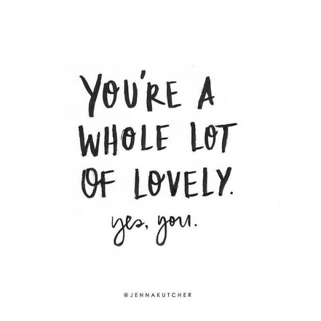 cute quote to make her smile