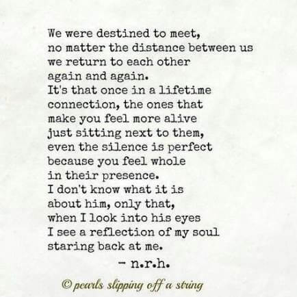 long lost love quote