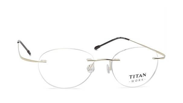 stylish round glasses