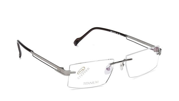 subtle shape glasses