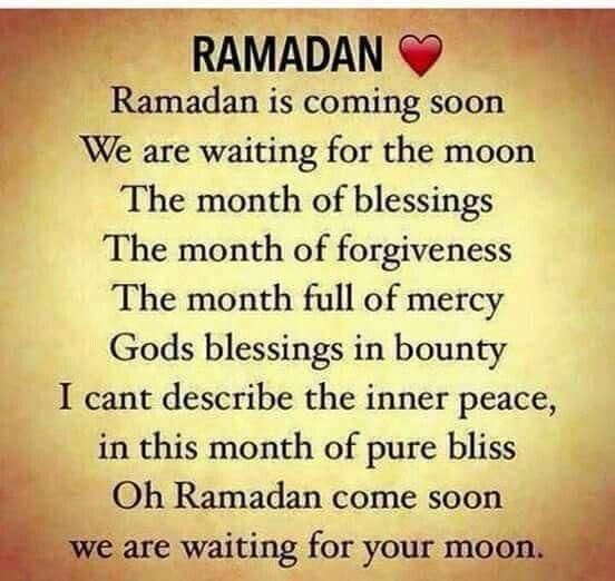 welcoming ramadan greeting