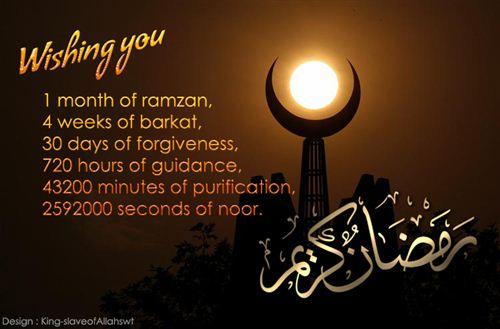 ramadan wishes image for friends