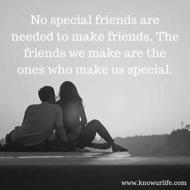 special friends quote image