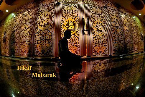 ramadan itikaf mubarak