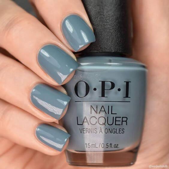 color de laca de uñas sensual opi para agosto