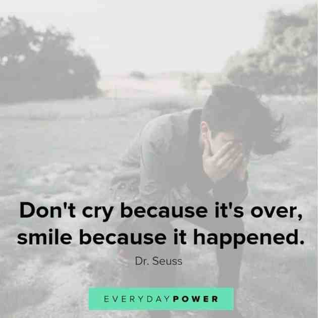 crying quote about love with pic