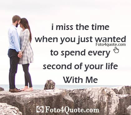 missing love quote picture