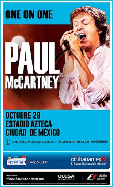 Paul McCartney 2017 (Flyer)