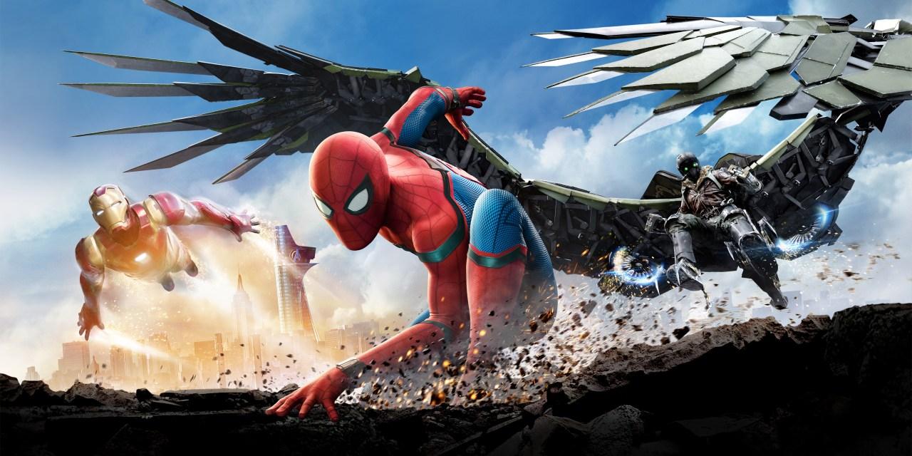 Spider-Man: Homecoming (Spider-man de regreso a casa)
