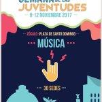 Revelan cartel para la Semana de las Juventudes CDMX
