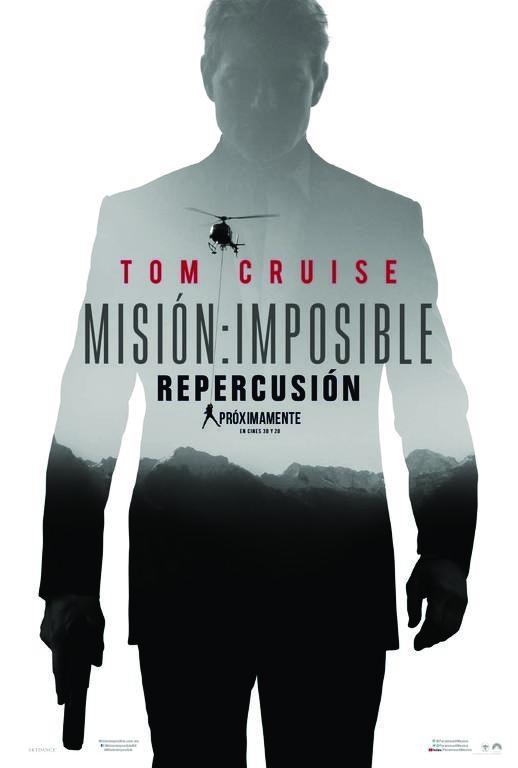 Misión: Imposible - Repercusión (Póster)