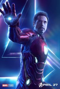 Avengers - Infinity War 2
