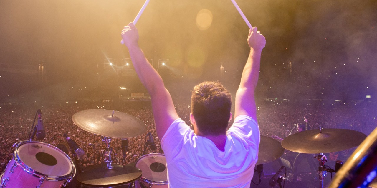 José Luis: de estudiar química a tocar con The Killers