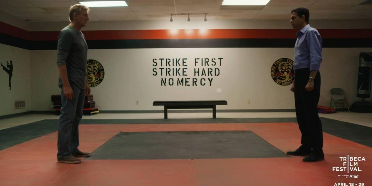 Cobra Kai, la secuela de Karate Kid en Youtube