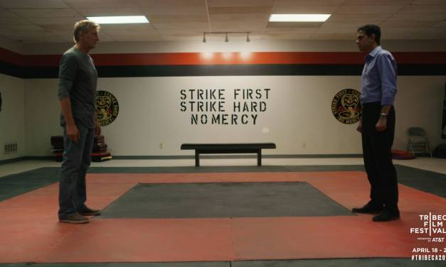 Cobra Kai, la secuela de Karate Kid en Youtube